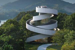 İşte dünyanın en havalı binaları