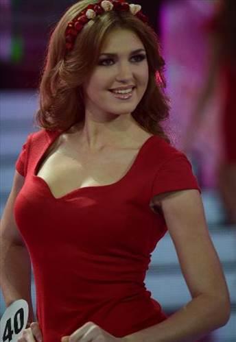 Işte rusların en güzel kızı