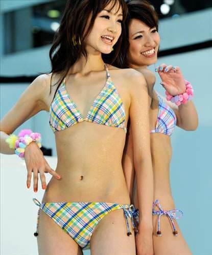 Japon güzeller geçidi