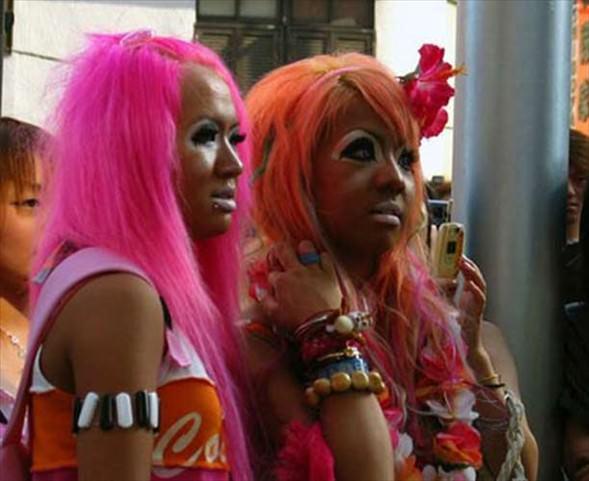 Japonların çılgın modası