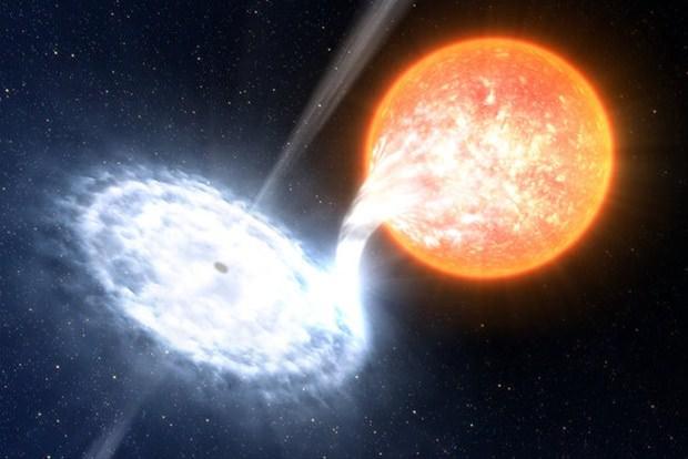 Kara delik 26 yıl sonra uyandı