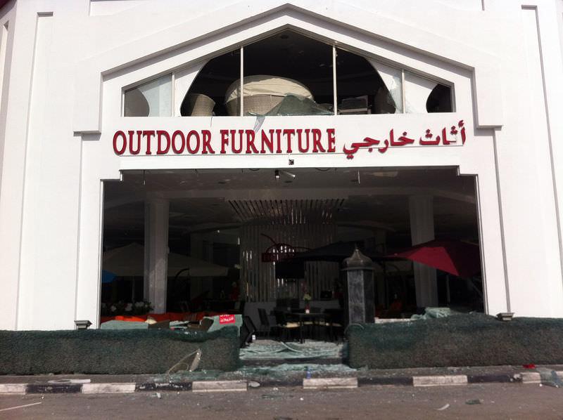 Katar'da Türk restoranında patlama