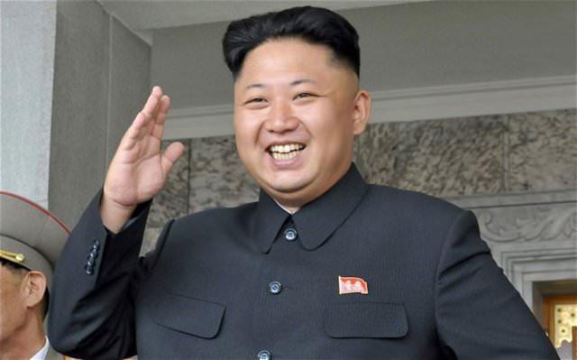 Kim Jong pop grubu kurdu ama bir şartla...