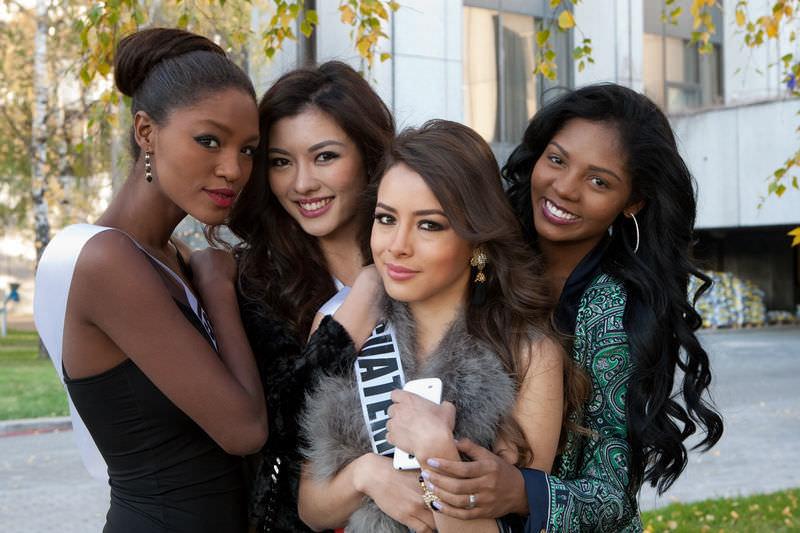 Kâinat Güzellik Yarışması 2013