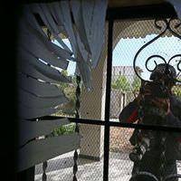 Kobani b�yle g�r�nt�lendi