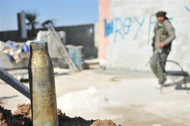 Kobani'den son fotoğraflar - 27 Ocak 2015