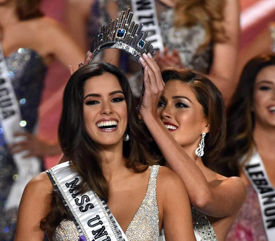 Kolombiya güzeli Kainat güzeli seçildi