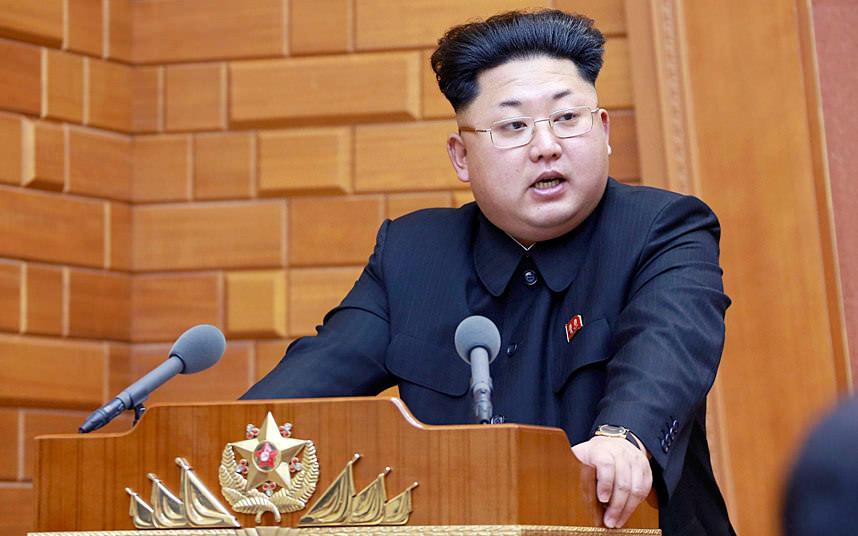 Kuzey Kore'nin hidrojen bombası