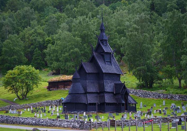 Masal diyari Norveç