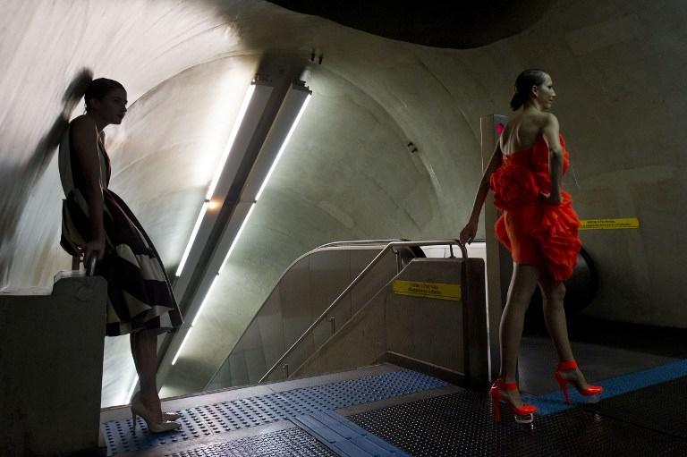 Moda yeraltına indi
