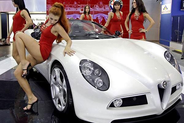 самые шикарные автомобили мира