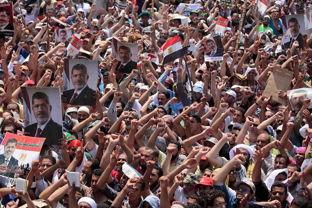 Muhammed Mursi tam 1000 günden beri içeride!