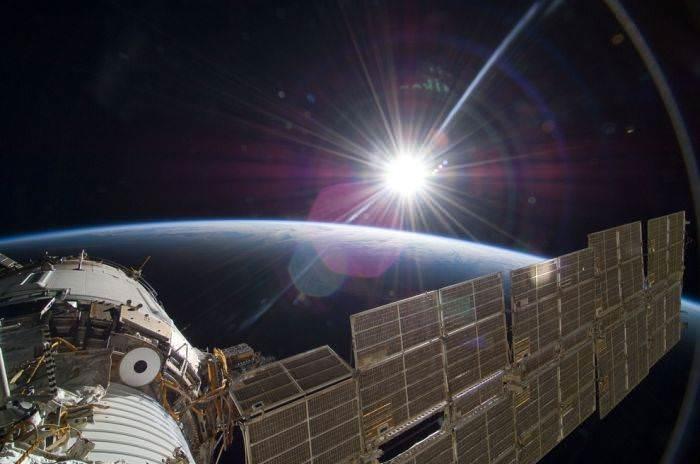 """NASA'dan gerçek """"Gravity"""""""