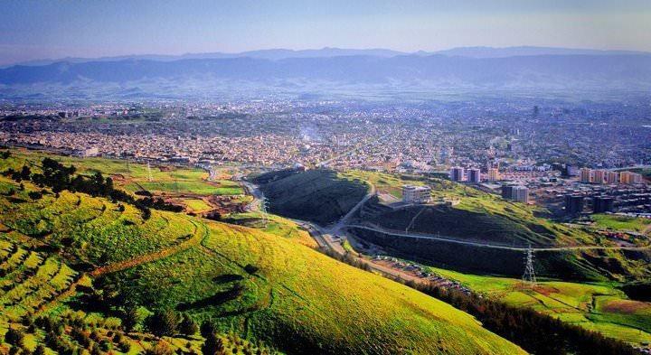 Irak ve Suriye'nin kadim şehirleri