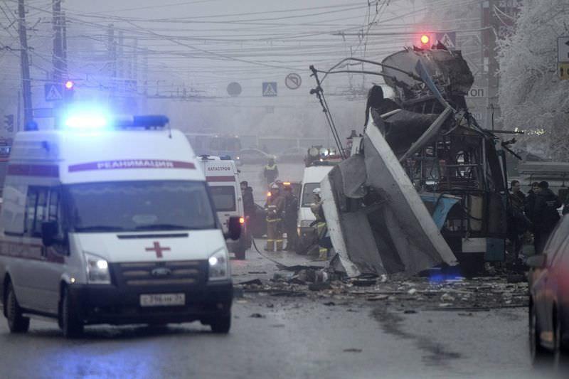 Rusya'da patlama :10 ölü