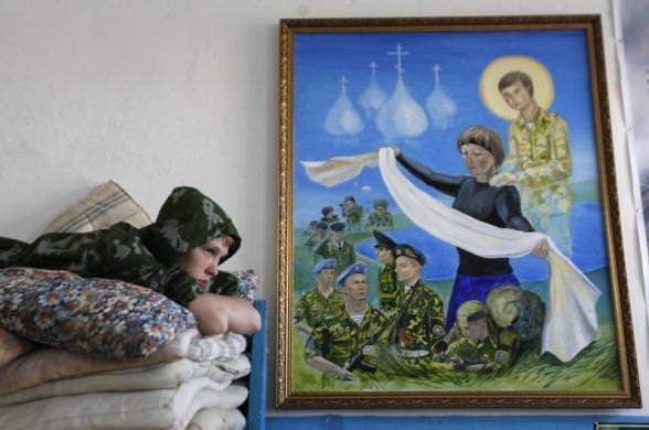 Rusya'nın çocuk askerleri