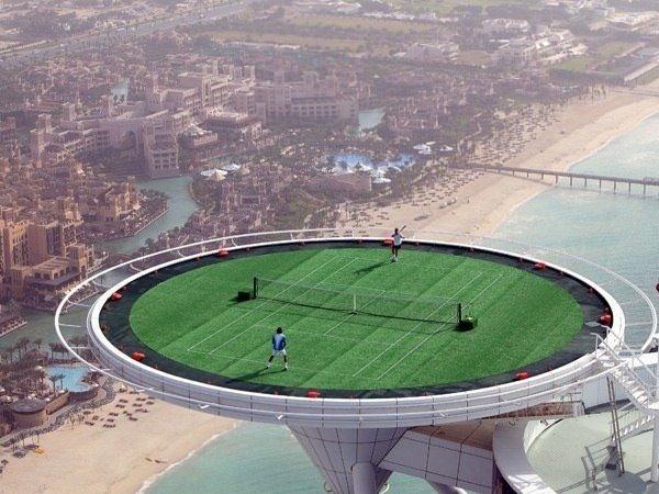 Sadece Dubai'de görebilirsiniz!