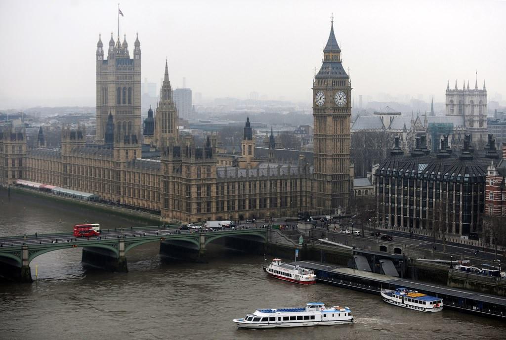 Saldırı sonrası Londra'dan ilk görüntüler