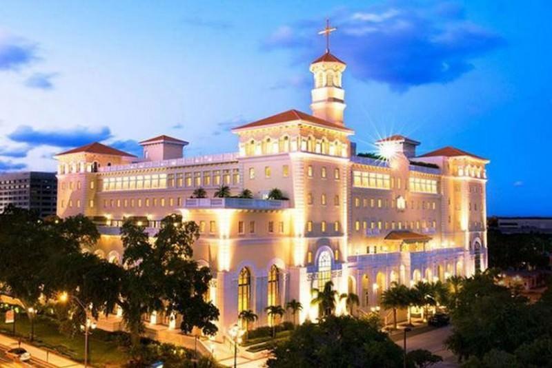 Scientoloji Tarikatı'nın 145 milyon dolarlık genel merkezi
