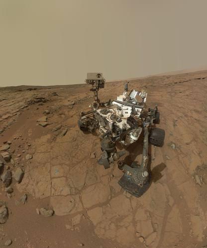 """""""Sensiz Mars cehennem bize"""""""