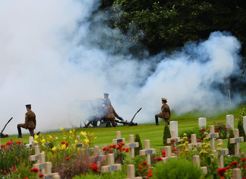 Somme Muharebesi'nin 100. Yılı