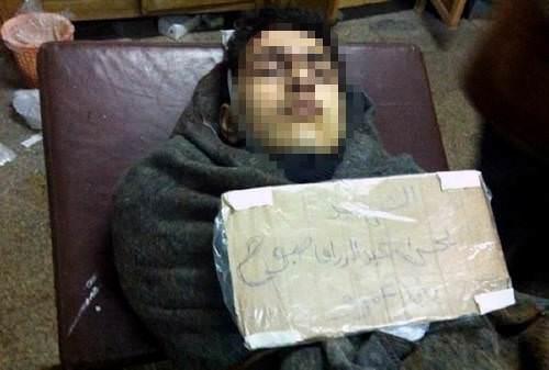 Suriye'den dehşet kareleri