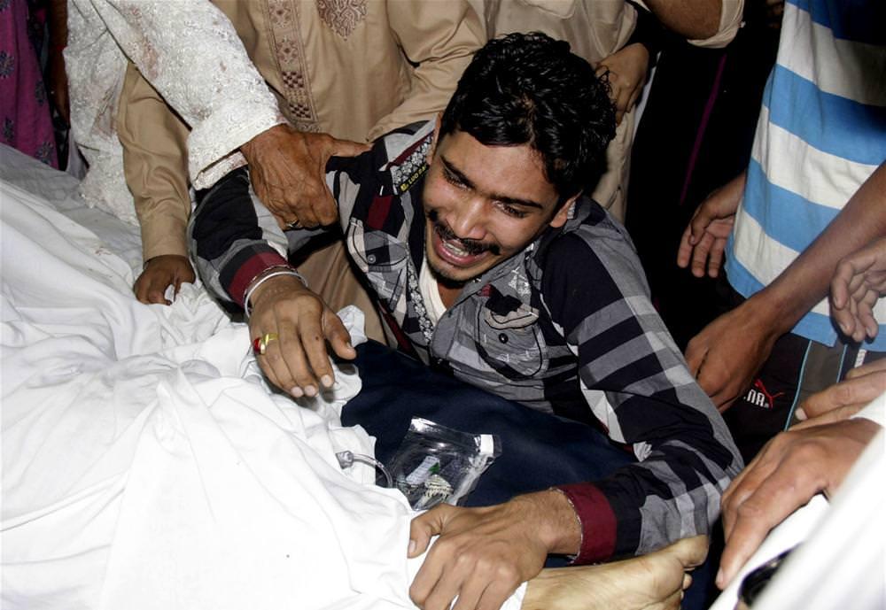 Törene canlı bomba: 55 ölü