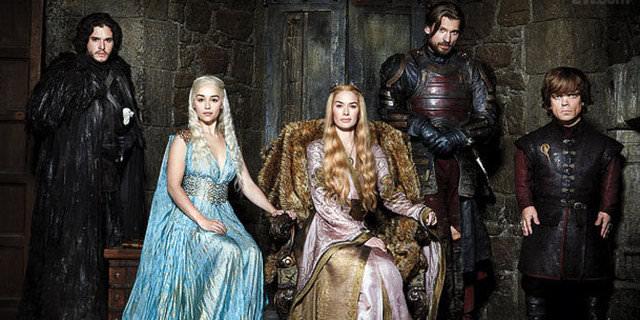 Türkiye'de Fatma neyse İngiltere'de Khaleesi o!