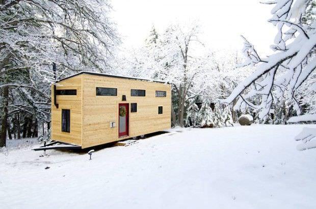 19 metrekarelik ev
