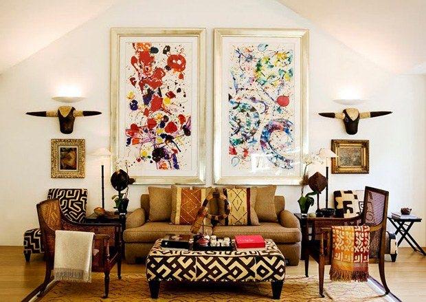 Dekorasyonda simetri önerileri