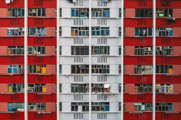 Hong Kong'un ba� döndüren binalar�