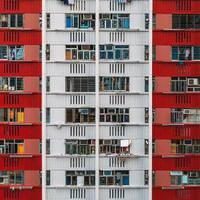 Hong Kong'un ba� d�nd�ren binalar�