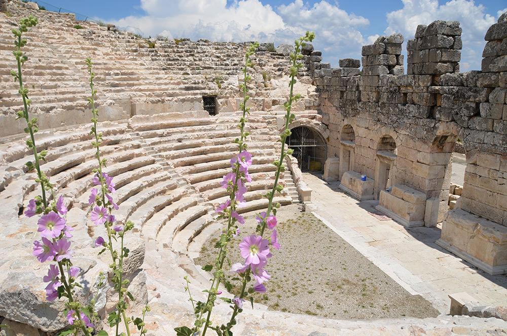 """Akdeniz'in Efes'i"" ziyarete açılacak"