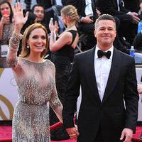 Brad Pitt - Angelina Jolie d���n�nden ilk kareler