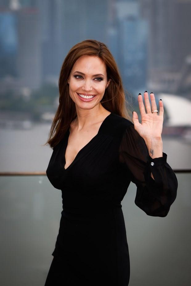 Angelina Jolie'nin etkileyici kariyeri