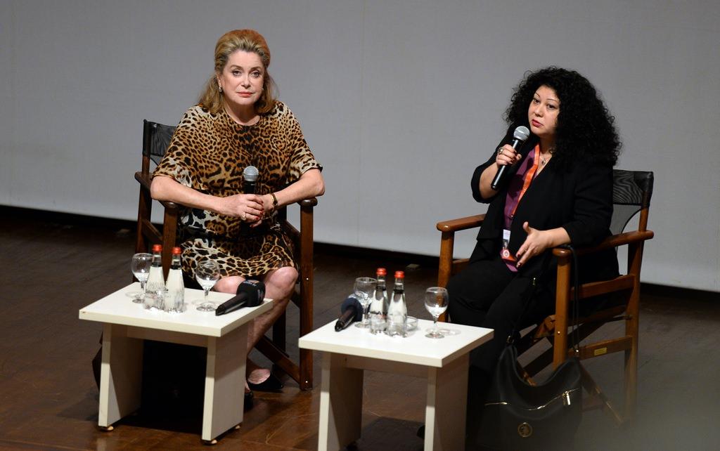 Antalya Film Festivali'nden muhteşem kareler