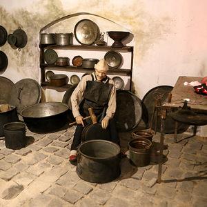 Ata yadigarı eserler kent müzesinde