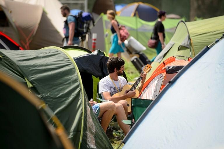 Binlerce müzikseveri buluşturan festival