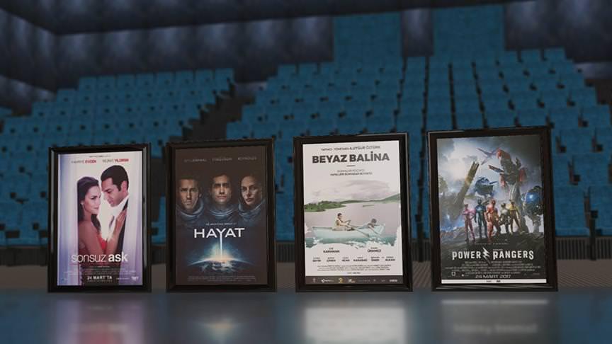 Bu hafta 6 film vizyona girecek