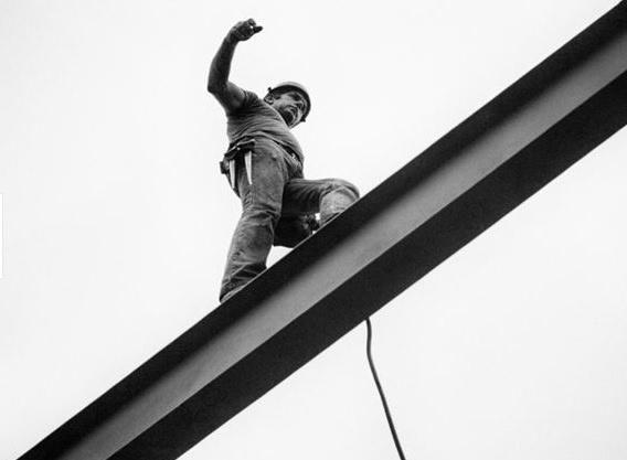 Burhan Doğançay'ın gözünden Brookyln Köprüsü!
