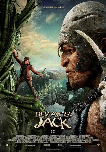 Dev Avcısı Jack filminden kareler