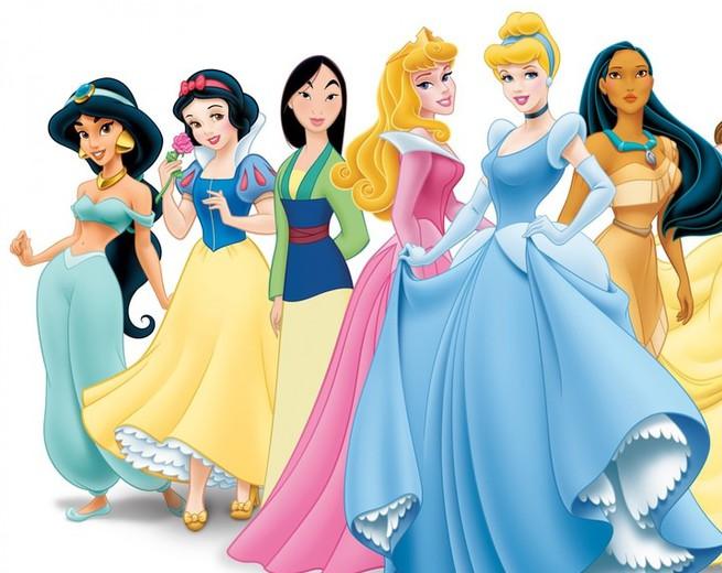 Disney Prensesleri yaşlanırsa!