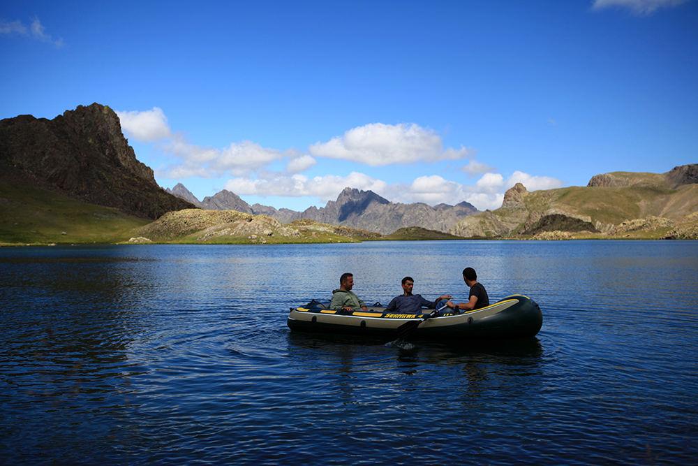 """Doğa ve foto safari tutkunlarının adresi """"Yedigöller"""""""