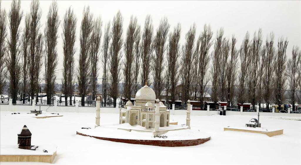 """""""EsminyaTürk""""te kar manzaraları"""