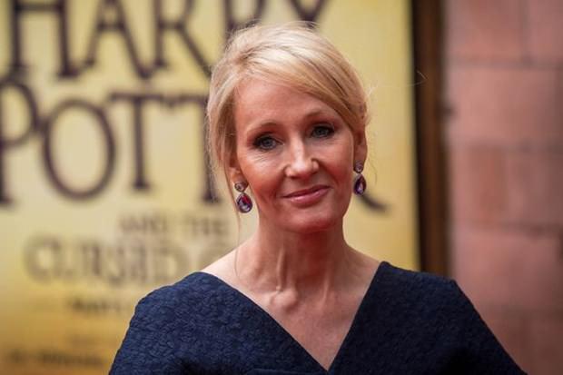 Harry Potter yazarı J.K. Rowling'den yeni dizi