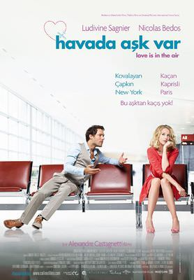 Havada Aşk Var filminden kareler