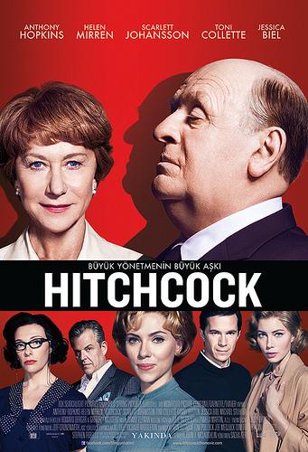 Hitchcock filminden kareler