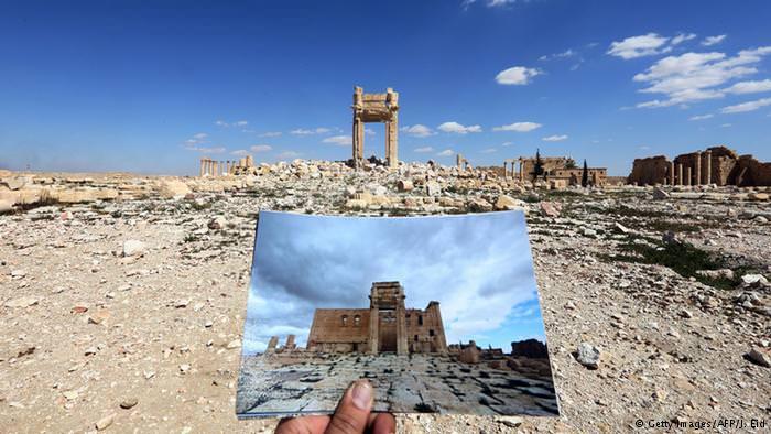 DAEŞ'in yok ettiği kültürel miras