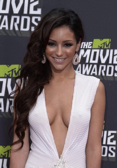 MTV Film Ödülleri gecesinden renkli kareler
