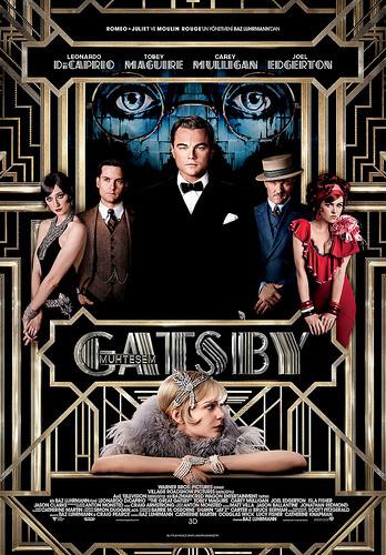 Muhteşem Gatsby filminden kareler